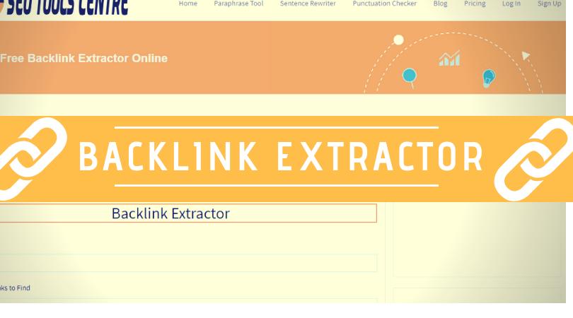 Backlink Extractor