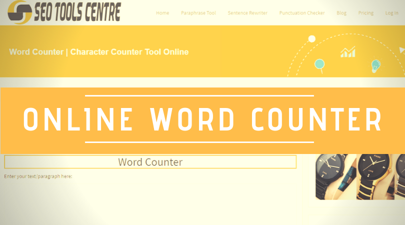 online word counter