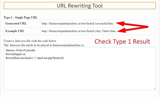 How-to-use-URL-Rewritting-Tool-Step-2