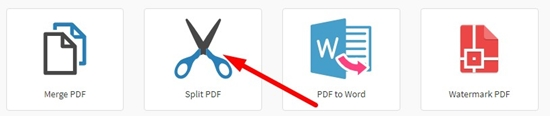 PDF Spliter Tool