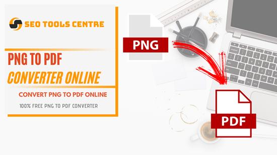 PNG To PDF Converter