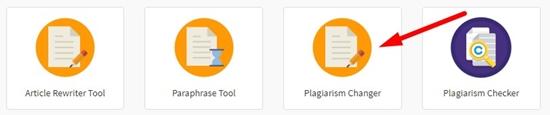 Plagiarism Changer Tool