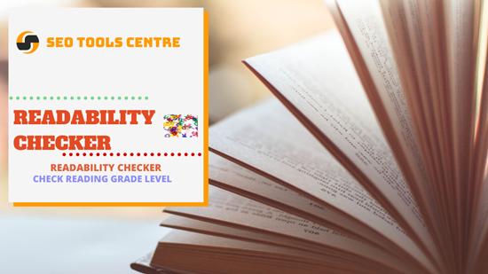 SEO Tools Centre Readability Checker