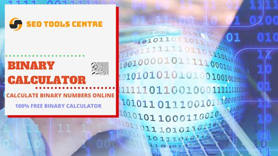 SEO Tools Centre Binary Calculator