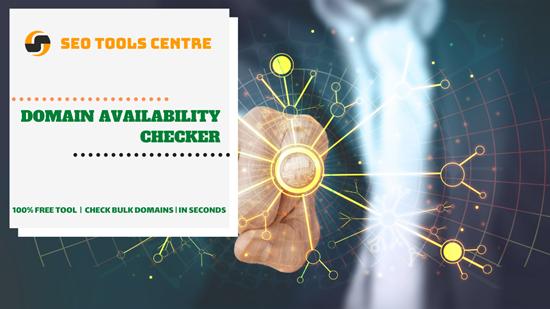 SEO Tools Centre Bulk domain availaility checker