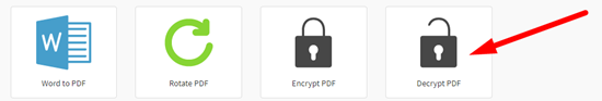 SEO Tools Centre Decrypt PDF