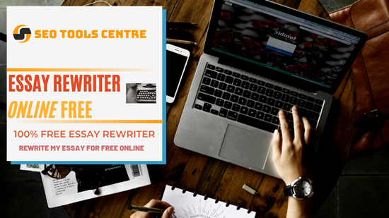 SEO Tools Centre Essary Rewriter Online