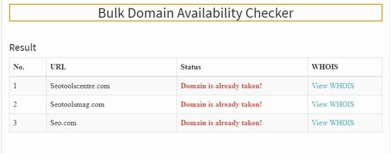 how to check bulk domain availability step 4
