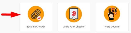 how to check website backlinks step 1
