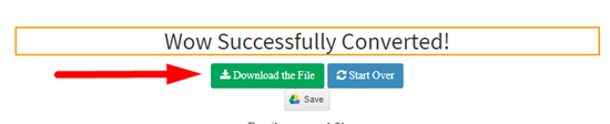 how to convert powerpoint file to pdf step 3