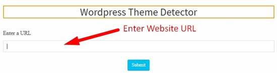 how to detect wordpress theme step 2