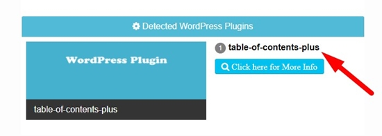 how to detect wordpress theme step 5