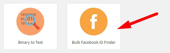 How to find facebook profile id number step 1
