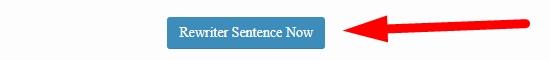 How to rewrite sentence online using sentence rewriter step 3