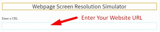 how to use screen resolution simulator step 2