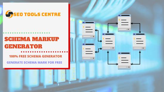 Schema Markup Generator