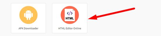 SEO Tools Centre HTML Editor